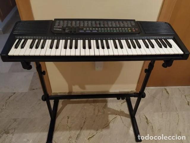 Instrumentos musicales: Órgano Casio Tone Bank CT-636 ¡Usado! - Foto 4 - 287649873