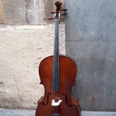 Instrumentos musicales: STENTOR STUDENT 1 CELLO VIOLONCELLO INICIO 1/2 NIÑO. Lote 287663283