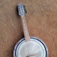 Instrumentos musicales: BANCO O BANJO. Lote 287693978