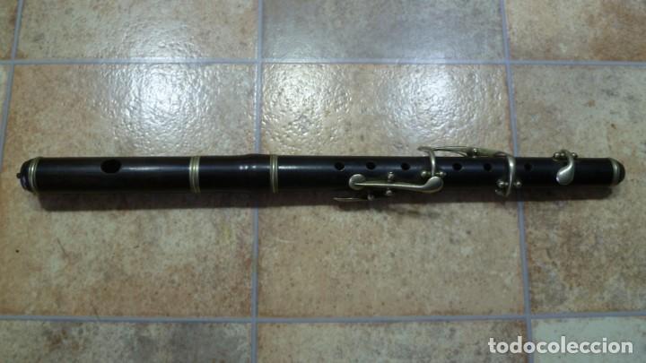 Instrumentos musicales: Pífanos de granadillo alemanes en RE afinables - Foto 7 - 287907913