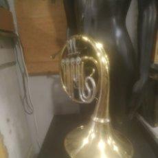 Instrumentos musicales: TROMBÓN COMPLETO EN BUEN ESTADO, AÑOS 40. Lote 287930758