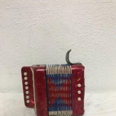Instrumentos musicales: PEQUEÑO ACORDEÓN. Lote 287940268