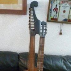 Instrumentos musicales: CONTRAGUITARRA CENTENARIA VIENESA DE 13 CUERDAS. Lote 288073358