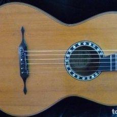 Instrumentos musicales: GUTARRA ROMÁNTICA HESS,KLINGENTHAL. Lote 288075528