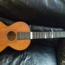 Strumenti musicali: ANTIGUA GUITARRA ROMÁNTICA ALEMANA 2. Lote 288077768