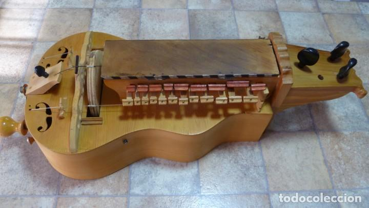 ZANFOÑA ALEMANA (Música - Instrumentos Musicales - Cuerda Antiguos)