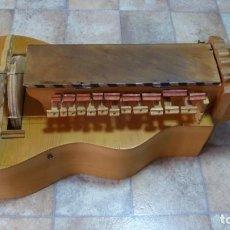 Instrumentos musicales: ZANFOÑA ALEMANA. Lote 288081748