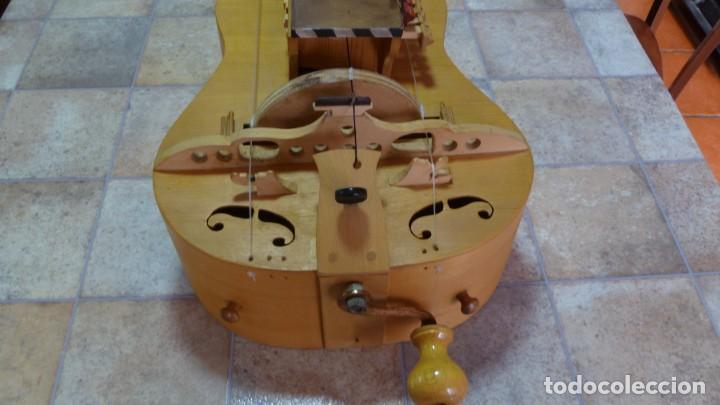 Instrumentos musicales: Zanfoña alemana - Foto 2 - 288081748