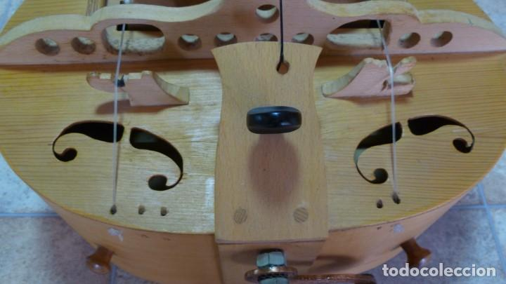 Instrumentos musicales: Zanfoña alemana - Foto 3 - 288081748