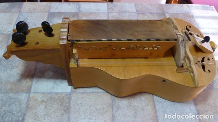 Instrumentos musicales: Zanfoña alemana - Foto 4 - 288081748