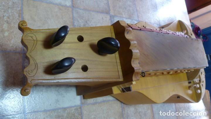 Instrumentos musicales: Zanfoña alemana - Foto 6 - 288081748