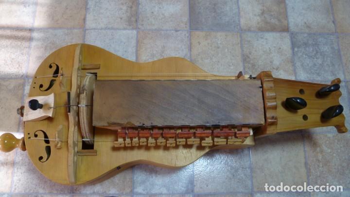 Instrumentos musicales: Zanfoña alemana - Foto 9 - 288081748