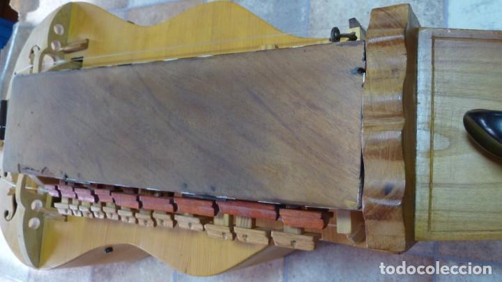 Instrumentos musicales: Zanfoña alemana - Foto 11 - 288081748