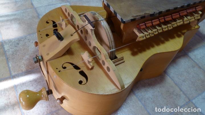 Instrumentos musicales: Zanfoña alemana - Foto 12 - 288081748
