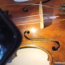 Instrumentos musicales: VIOLÍN ANTIGUO SXIX. Lote 288169453