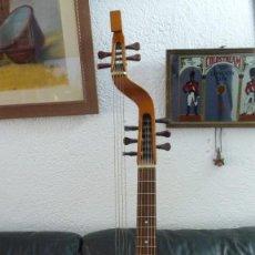 Instrumentos musicales: LAÚD BAJO ALEMÁN. Lote 288193078