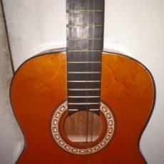 Instrumentos musicales: GUITARRA ESPAÑOLA DE CALIDAD (PARA REPARAR O PIEZAS). Lote 288226083