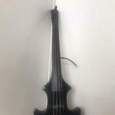 Instrumentos musicales: VIOLIN ELECTRICO ZETA FUSSION JAZZ. Lote 288314718