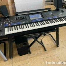 Instrumentos musicales: KEYBOARD TECLADO YAMAHA GENOS XXL 76 TECLAS IMPECABLE. Lote 288431648