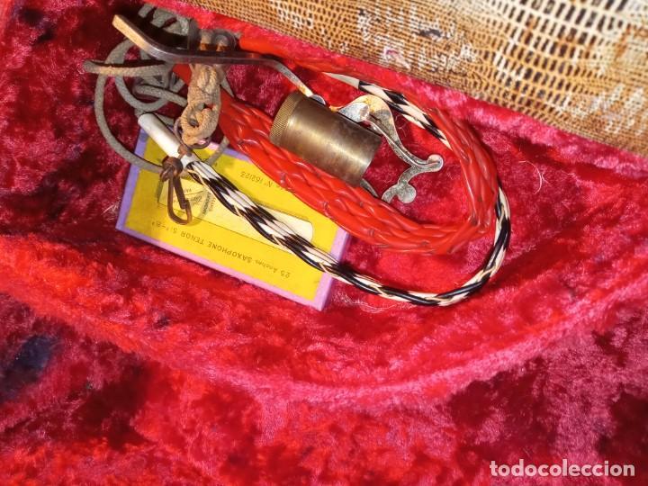 Instrumentos musicales: SAXOFON - F.X. HÜLLER, CO. - Foto 11 - 288537458