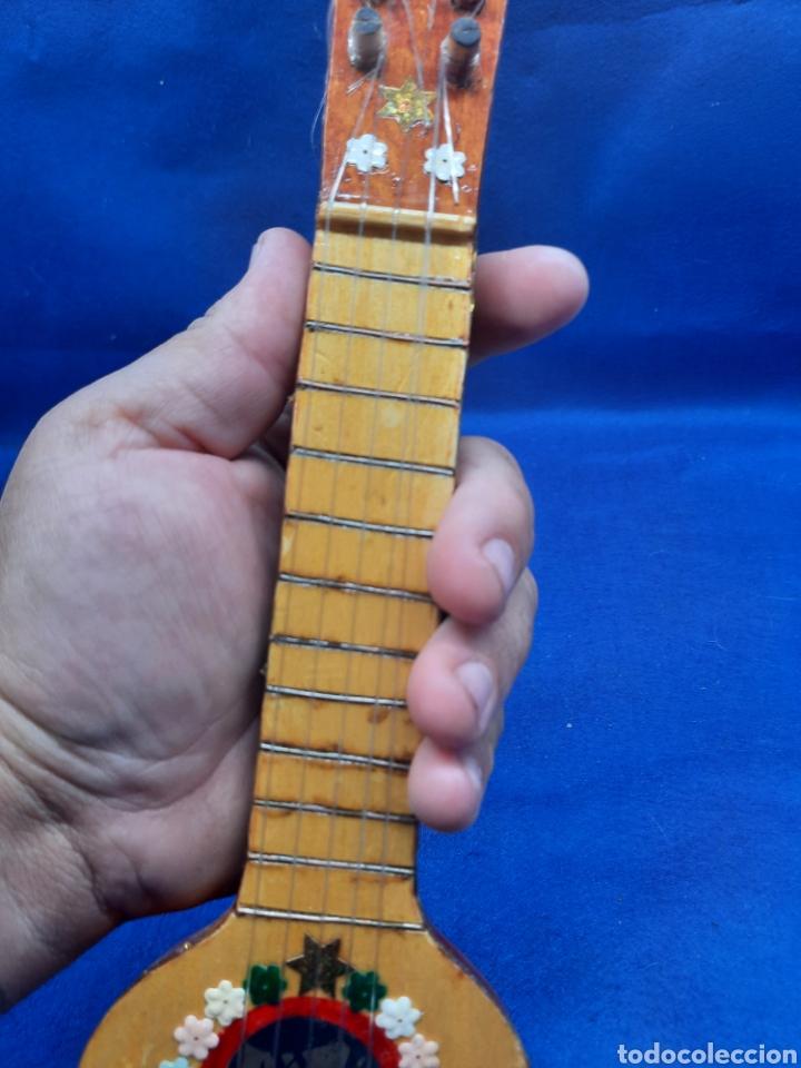 Instrumentos musicales: Pequeño instrumento hecho con calabaza - Foto 2 - 288574593