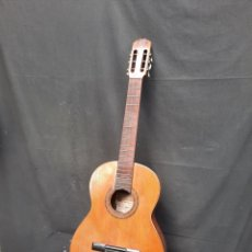 Instrumentos musicales: VIEJA GUITARRA PRUDENCIO SAEZ. Lote 288907193