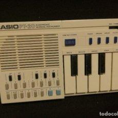 Instrumentos musicales: ORGANO / TECLADO / PIANO - CASIO PT-20 (FUNCIONA). Lote 288911703