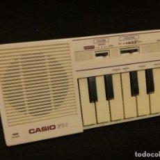 Instrumentos musicales: ORGANO / TECLADO / PIANO - CASIO PT-1 (FUNCIONA). Lote 288914493