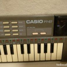 Instrumentos musicales: ORGANO / TECLADO / PIANO - CASIO PT-87 + ROM RO-551 (FUNCIONA). Lote 288927918
