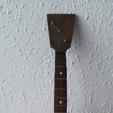 Instrumentos musicales: INSTRUMENTO DE CUERDA ANTIGUO. VER FOTOS Y DESCRIPCIÓN.. Lote 289309768