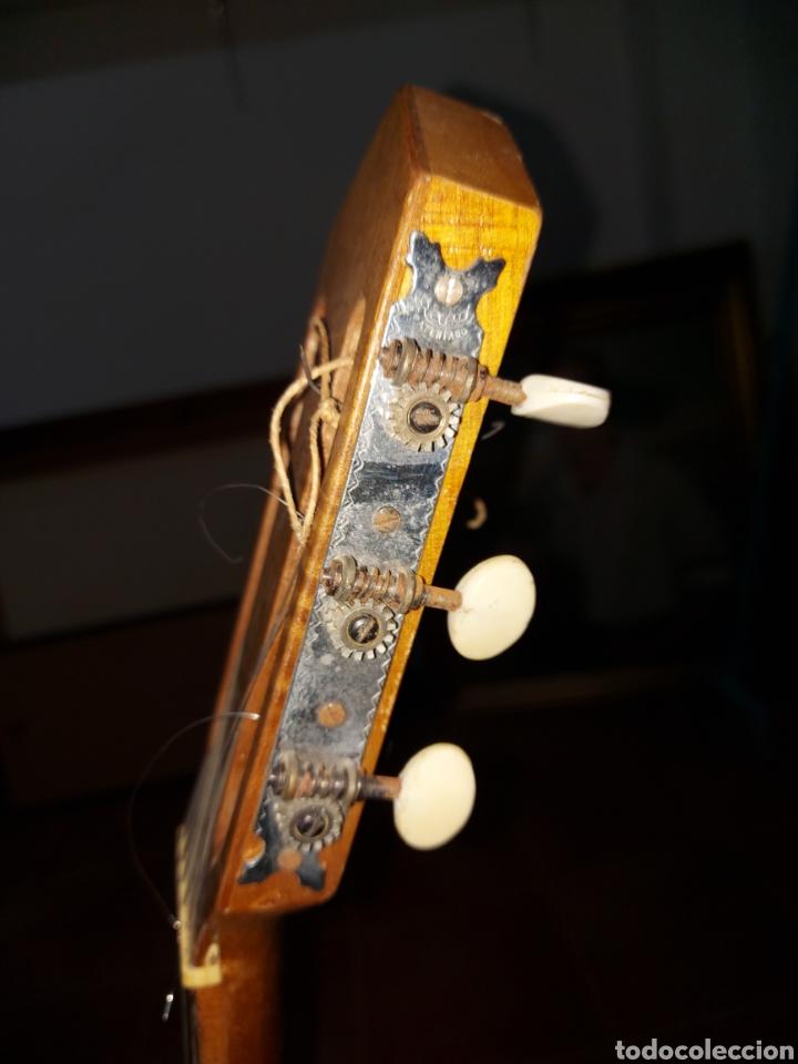 Instrumentos musicales: Guitarra Española Artesana de Toledo García Martín - Foto 5 - 289323493