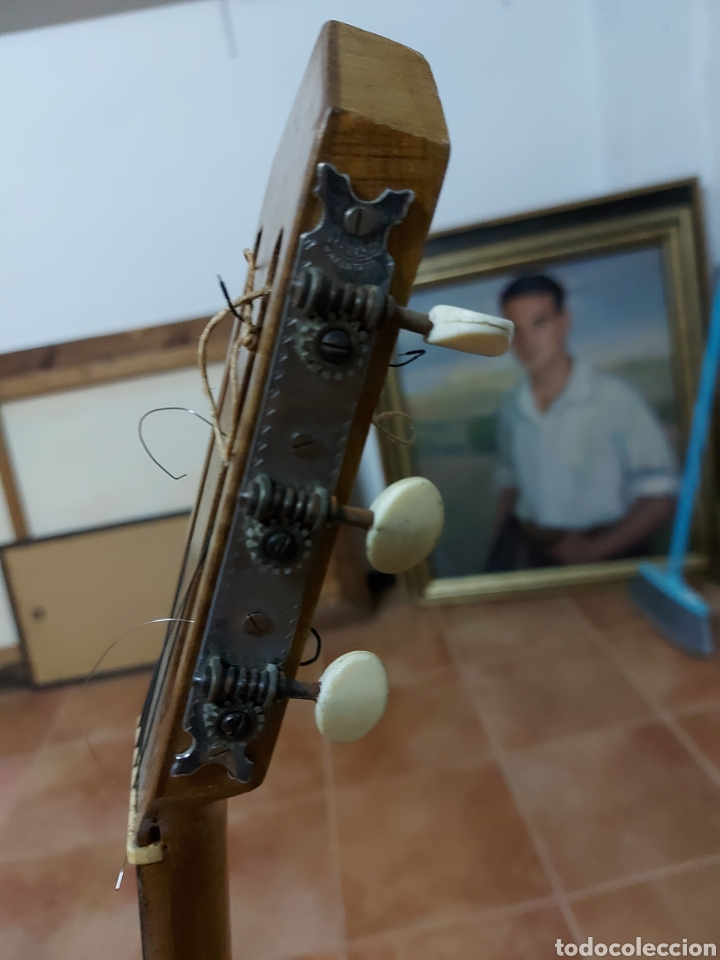 Instrumentos musicales: Guitarra Española Artesana de Toledo García Martín - Foto 7 - 289323493