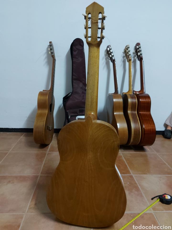 Instrumentos musicales: Guitarra Española Artesana de Toledo García Martín - Foto 8 - 289323493