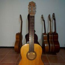 Instrumentos musicales: GUITARRA ESPAÑOLA ARTESANA DE TOLEDO GARCÍA MARTÍN. Lote 289323493
