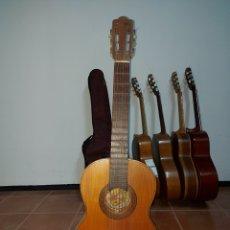Instrumentos musicales: GUITARRA ESPAÑOLA PUIG Y RAMOS SL LA CORUÑA REAL 38. Lote 289324533