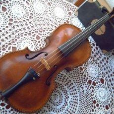 Instrumentos musicales: ANTIGUO VIOLÍN 4/4, ETIQUETA JACOBUS STAINER ...... 1647, EN EXCELENTE ESTADO. Lote 289331443