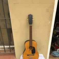 Instrumentos musicales: ANTIGUA GUITARRA STEEL REINFORCED NECK - GUITARRA CON CUERDAS DE ACERO - 1959. Lote 289368753