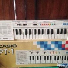Instrumentos musicales: LEGENDARIO PIANO ORGANO CASIO PT 1. Lote 289483658