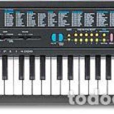 Instrumentos musicales: TECLADO CASIO MA 100. MUY NUEVO. IDEAL APRENDIZAJE. DEMOS Y CASIO CHORD. ACORDES FACILES .. Lote 289549443