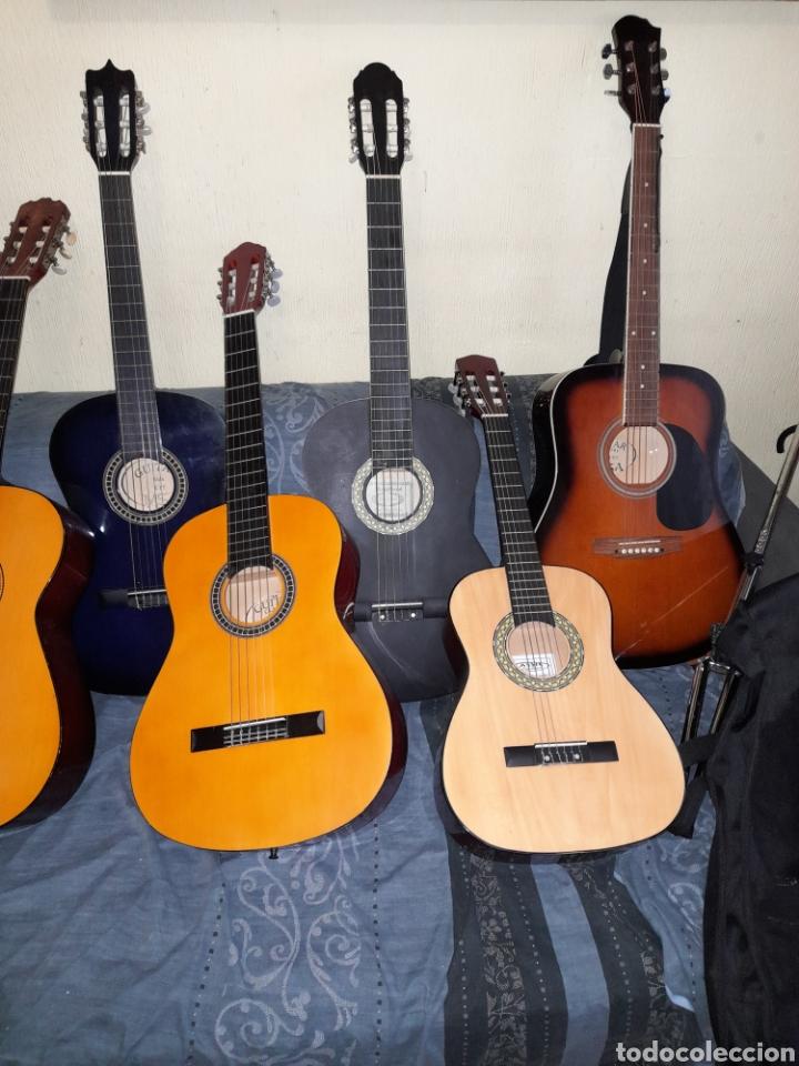 Instrumentos musicales: 9 guitarras nuevas - Foto 8 - 289588078