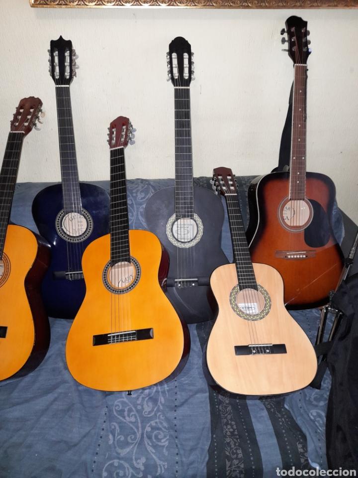 Instrumentos musicales: 9 guitarras nuevas - Foto 9 - 289588078