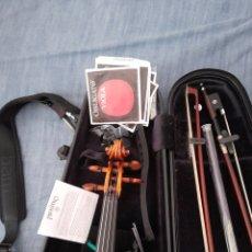 Instrumentos musicales: VIOLÍN JOHANNESBURGO BAPTISTA GUADAGNININI. Lote 289588778