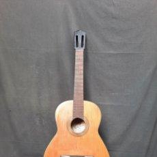 Instrumentos musicales: VIEJA GUITARRA HIJOS DE VICENTE TATAY. Lote 289590228