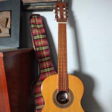 Instrumentos musicales: GUITARRA AÑOS 60 DE FRANCISCO BROSETA ROGLÁ. CON SU FUNDA. MUY BUEN ESTADO.. Lote 289590878