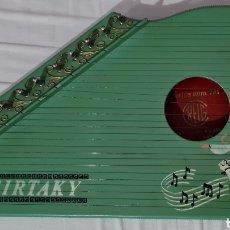 Instrumentos musicales: CITARINA SIRTAKY N° 781 FABRICADA EN ESPAÑA 1967-68. Lote 289755873