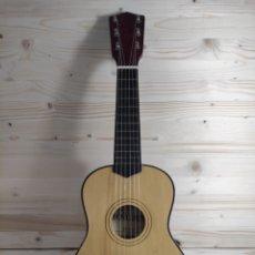 Instrumentos musicales: GUITARRA PEQUEÑA PARA NIÑO/A BONTEMPI. Lote 289758788