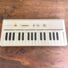 Instrumentos musicales: TECLADO CASIO, CASIOTONE MT-11 FUNCIONANDO. Lote 290204878