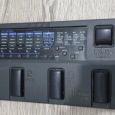 Instrumentos musicales: ZOOM 2100 GUITAR MULTI-EFFECTS PLAYER 33 EFECTOS. Lote 290693938