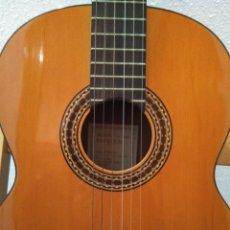 Instrumentos musicales: GUITARRA ESPAÑOLA JUAN ESTRUCH. Lote 291539958