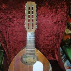 Instrumentos musicales: BANDURRIA DE BENITO FERRER,AÑO 1921.CALLE SANTIAGO 25. GRANADA.LEER BIEN EL ANUNCIO. Lote 292277973